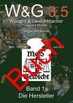 W&G 3.5 - Waagen- und Gewichtmacher und ihre Marken, Version 3.5, Mai 2015, Komplette Buch-Ausgabe in 2 Bänden.