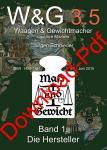 W&G 3.5 - Waagen- und Gewichtmacher und ihre Marken, Version 3.5, Mai 2015. Als downloadbare Pdf-Datei.