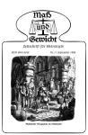 M&G Zeitschrift Nr 011 bis 020, Sept. 1989 bis Dez. 1991. DOWNLOAD (Pdf-Datei)