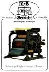M&G Zeitschrift Nr 91, Sept. 2009. DOWNLOAD (Pdf-Datei)
