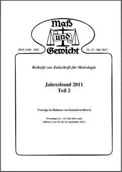 Sonderheft Nr. 12, Mai 2012. Download - herunterladbare Datei (Pdf)