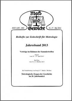 Sonderheft Nr. 17, Mai 2014. Download - herunterladbare Datei (Pdf)