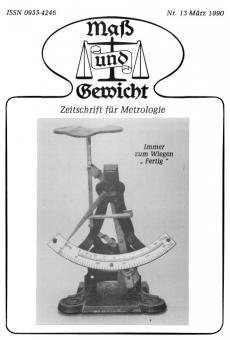 M&G Zeitschrift Nr 013, März 1990. DOWNLOAD (Pdf-Datei)