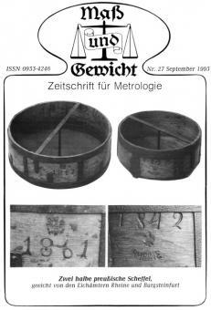M&G Zeitschrift Nr 027, Sept. 1993. DOWNLOAD (Pdf-Datei)
