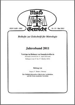 Sonderheft Nr. 11, Mai 2011. Download - herunterladbare Datei (Pdf)