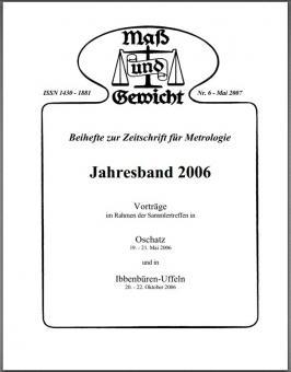 Sonderheft Nr. 6, Mai 2007. Download - herunterladbare Datei (Pdf)