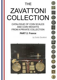Zavattoni-Collection Part 2 - Frankreich, Buch / Druckversion