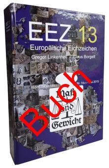 EEZ - Europäische Eichzeichen, Ausgabe 13 als Buch / Druckversion.