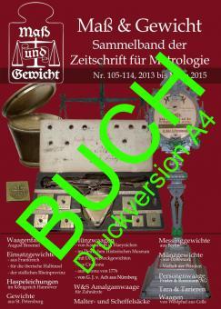 Sammelband M&G-Zeitschriften als Buch / Druckversion.
