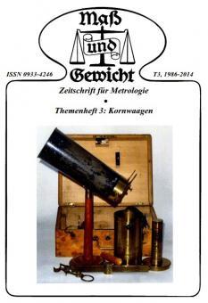 M&G Themenheft Nr. 3: Kornwaagen, als downloadbare Pdf-Datei.