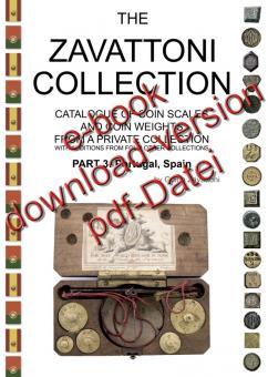Zavattoni-Collection Part 3 - Portugal and Spain, Download-Version (E-Book)