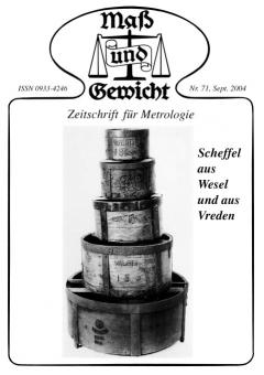 M&G Zeitschrift Nr 071 bis 080, Sept. 2004 bis Dez. 2006. DOWNLOAD (Pdf-Datei)