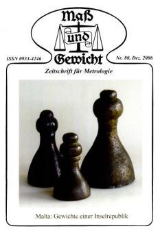 M&G Zeitschrift Nr 80, Dez. 2006. DOWNLOAD (Pdf-Datei)