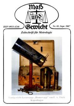 M&G Zeitschrift Nr 83, Sept. 2007. DOWNLOAD (Pdf-Datei)
