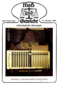 M&G Zeitschrift Nr 88, Dez. 2008. DOWNLOAD (Pdf-Datei)