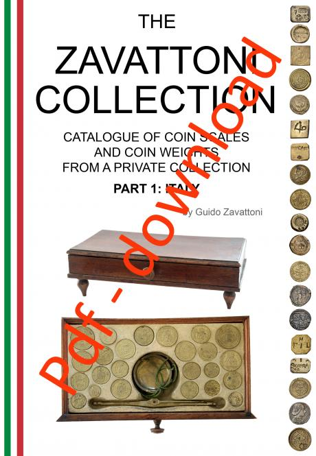 Zavattoni-Collection Part 1 - Italien, Download-Version (E-Book)