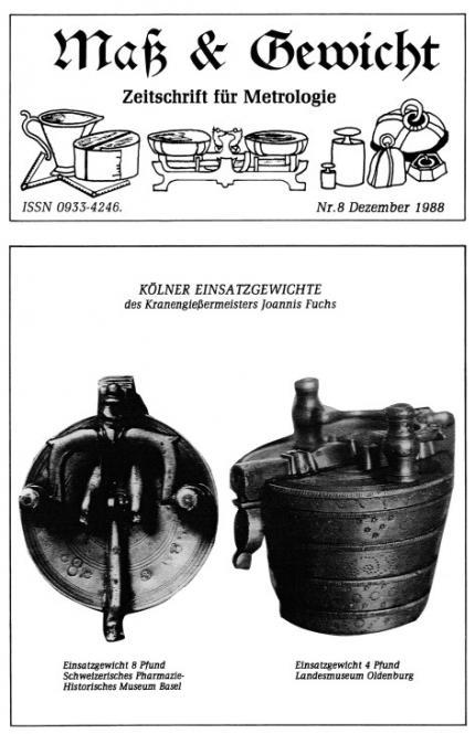 M&G Zeitschrift Nr 008, Dezember 1988. DOWNLOAD (Pdf-Datei)