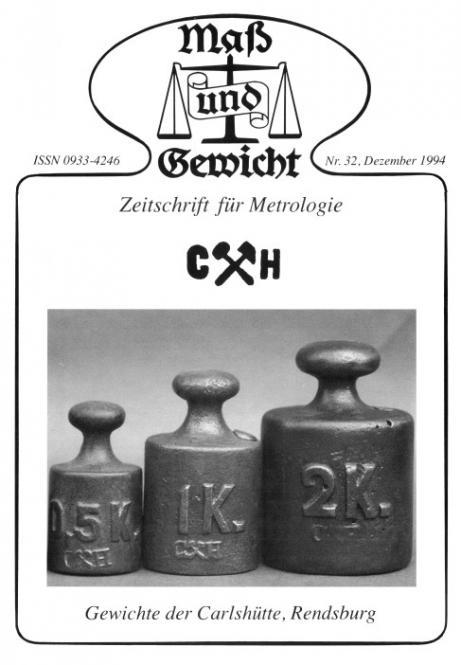 M&G Zeitschrift Nr 032, Dez. 1994. DOWNLOAD (Pdf-Datei)
