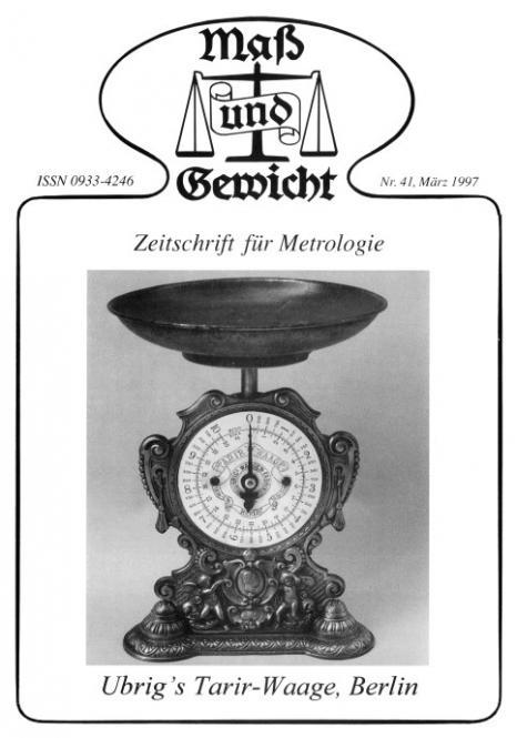 M&G Zeitschrift Nr 041 bis 050, März 1997 bis Juni 1999. DOWNLOAD (Pdf-Datei)