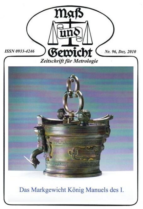 M&G Zeitschrift Nr 96, Dez. 2010. DOWNLOAD (Pdf-Datei)
